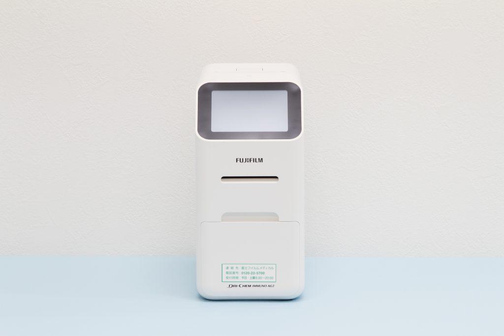 インフルエンザ検査機器